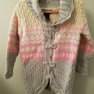 Cynthia Rowley Size 24 months girls sweater